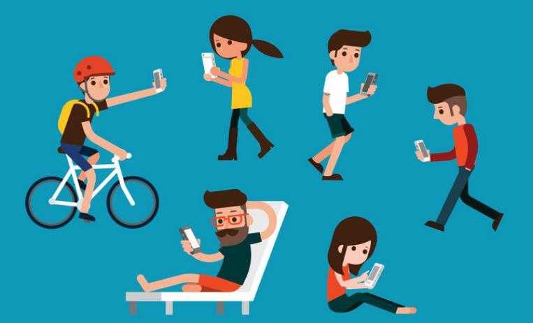 ¿Buscas las respuestas de tu   vida en un celular?